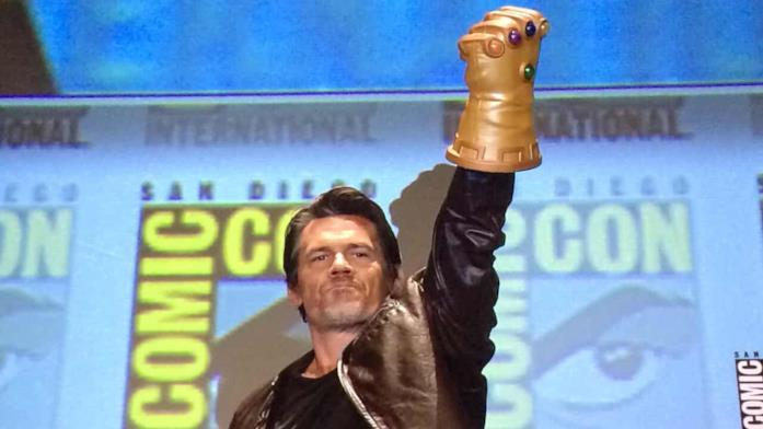 Josh Brolin sarà Thanos in Infinity War