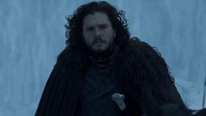Kit Harington è Jon Snow