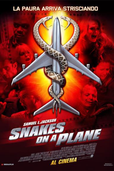 Poster Snakes on a Plane