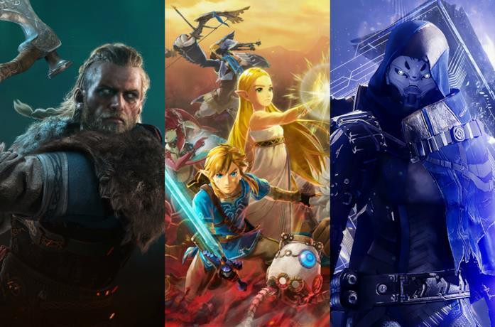 I migliori giochi di novembre 2020 su console e PC