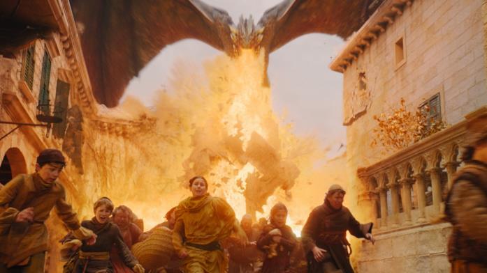 GoT 8x05: la Mad Queen, Daenerys Targaryen
