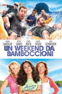 Poster Un weekend da bamboccioni
