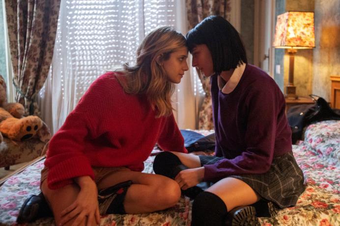 Chiara e Ludovica si trovano nella stessa stanza