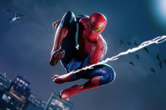 Spider-Man in Marvel Future Revolution