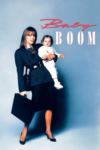 Poster Baby Boom