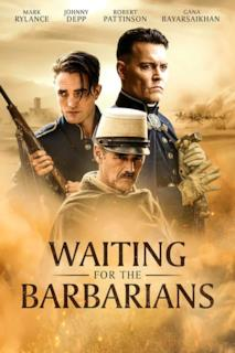 Poster Waiting for the Barbarians