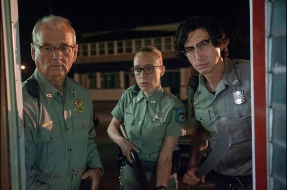 Bill Murray, Chloë Sevigny e Adam Driver