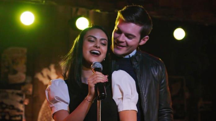Veronica e suo marito Chad nella stagione 5