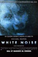 Poster White Noise - Non ascoltate