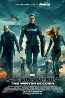 Poster Captain America: The Winter Soldier