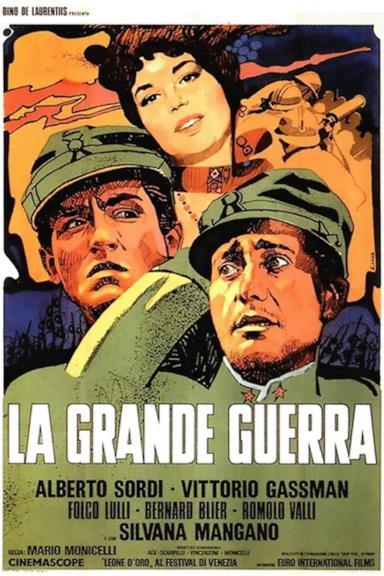 Poster La grande guerra