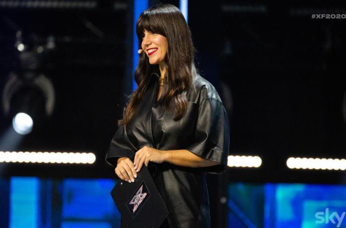 Daniela Collu a X Factor
