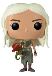 Funko Pop Vinile Game of Thrones Daenerys Targaryen, 3012