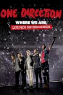 Poster One Direction: Where We Are – The Concert Film