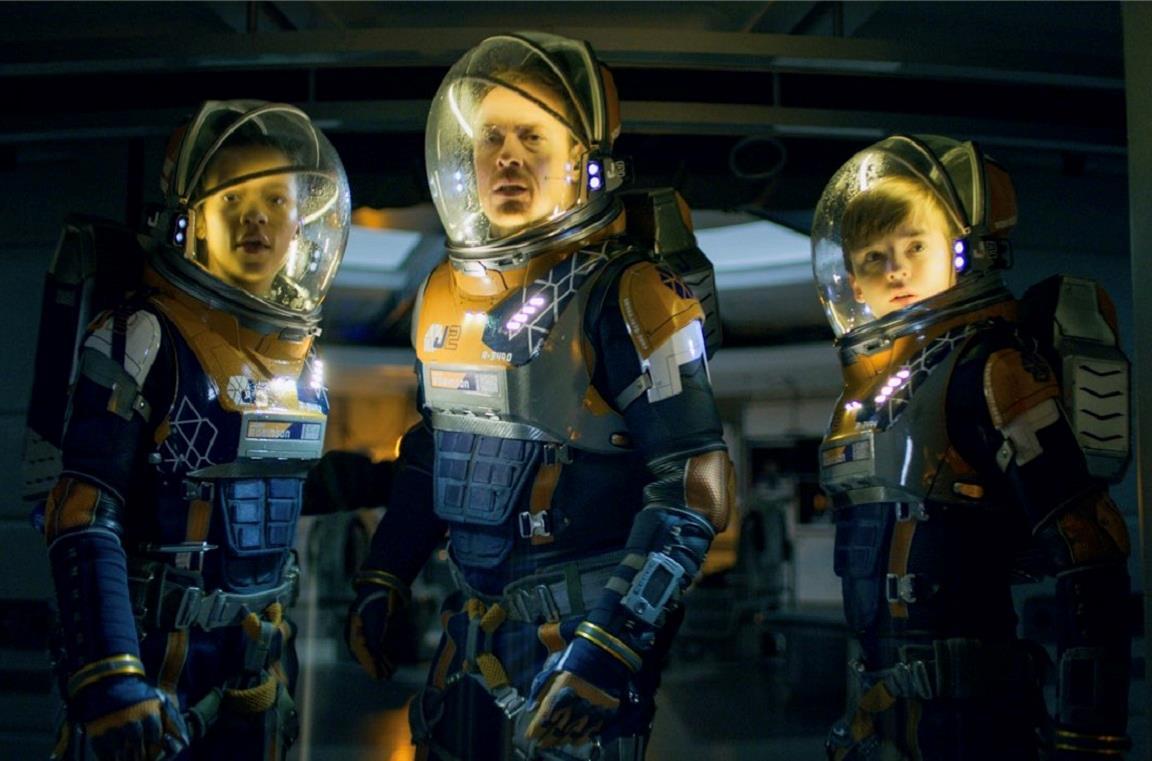 Lost in Space Stagione 3 in uscita nel 2021 su Netflix