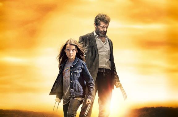 X-23 e Wolverine in una immagine promozionale di Logan