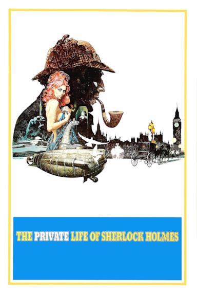 Poster Vita privata di Sherlock Holmes