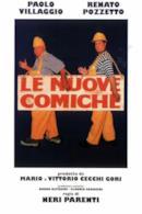 Poster Le nuove comiche