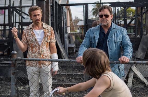 The Nice Guys: trama, cast e curiosità del film con Ryan Gosling e Russell Crowe