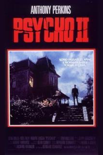 Poster Psycho II