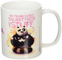 Kung Fu Panda-Tazza in Ceramica