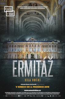 Poster Ermitage - Il Potere dell'arte