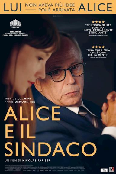 Poster Alice e il sindaco