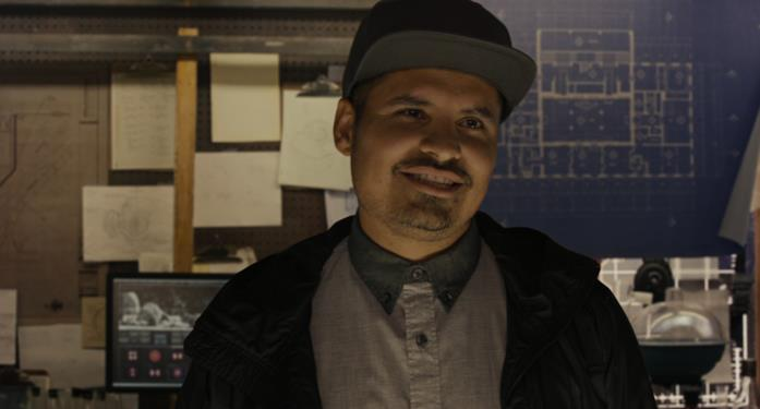 Michael Pena come Luis in Ant-man