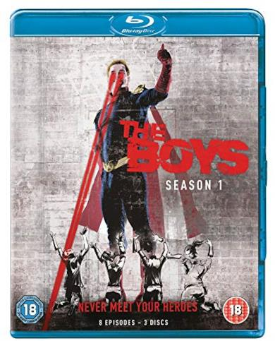 Cofanetto Blu-ray di The Boys - Season 1