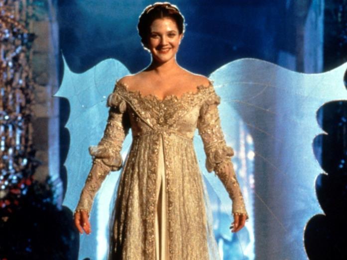 Drew Barrymore protagonista de La leggenda di un amore - Cinderella