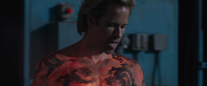 Guy Pearce in Iron Man 3
