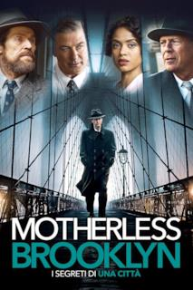 Poster Motherless Brooklyn - I segreti di una città