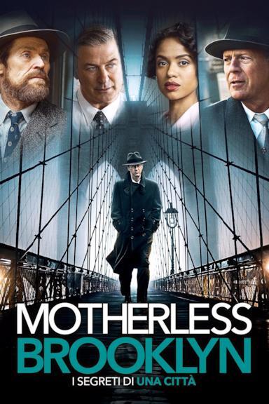Poster Motherless Brooklyn - I segreti di una città