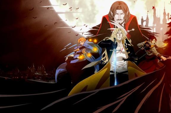 Castlevania: la quarta stagione arriva a maggio e sarà l'ultima