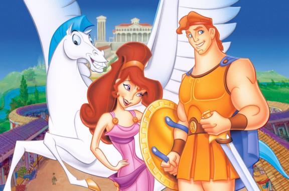 Poster di Hercules