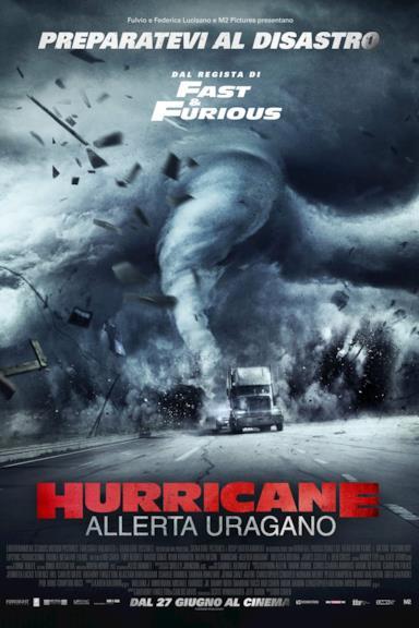 Poster Hurricane - Allerta uragano