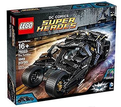 LEGO Super Heroes 76023 - Tumbler