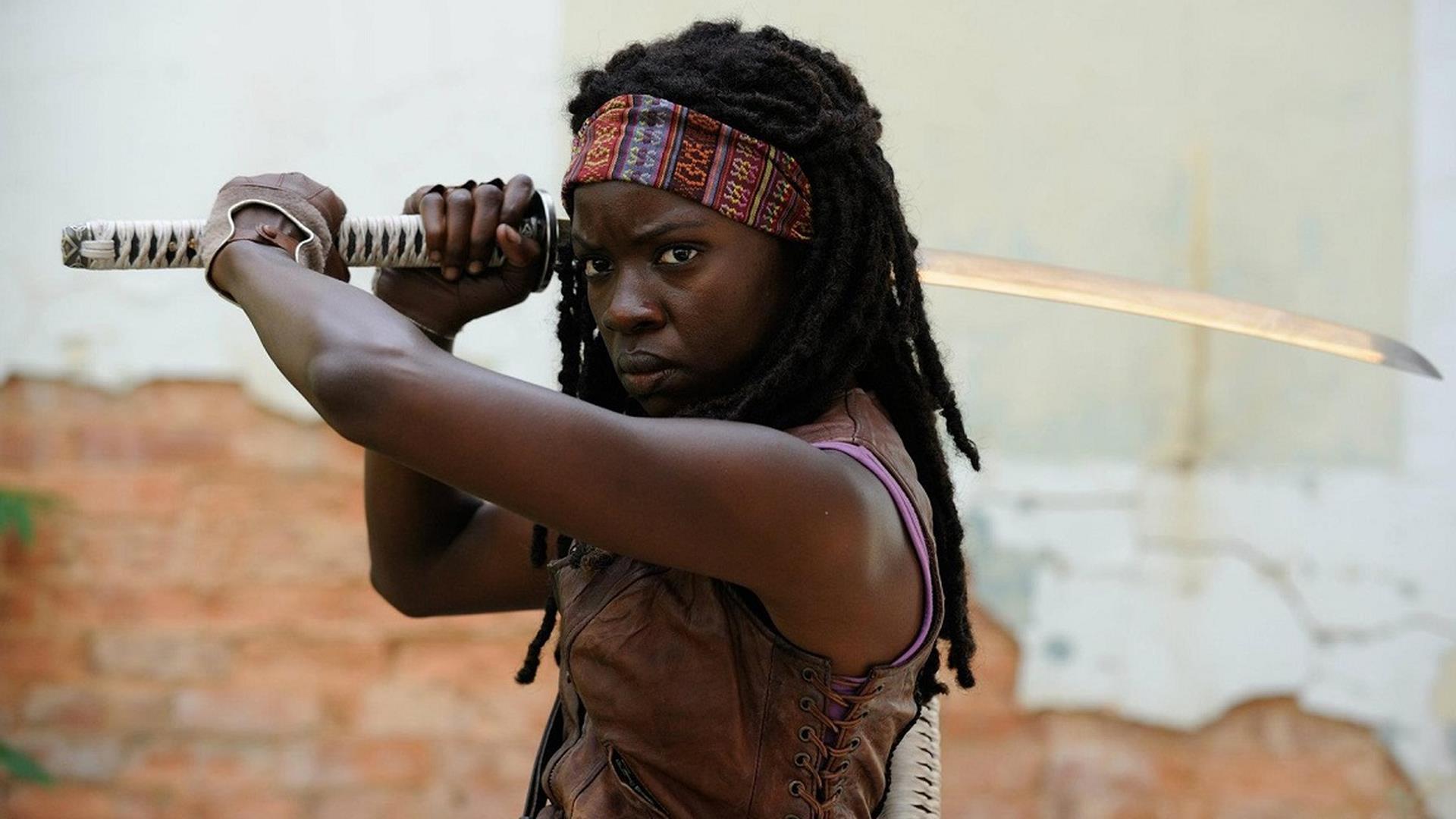 The Walking Dead: Michonne potrebbe tornare in un nuovo film