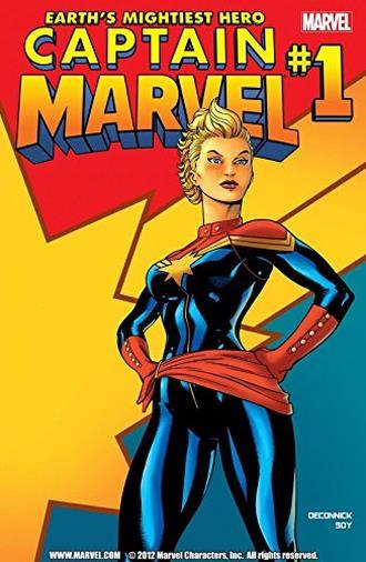Captain Marvel (2012-2013) #1 (English Edition)