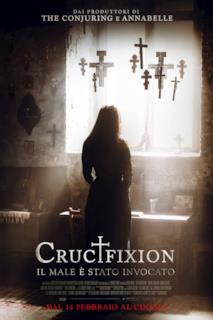 Poster Crucifixion - Il male è stato invocato