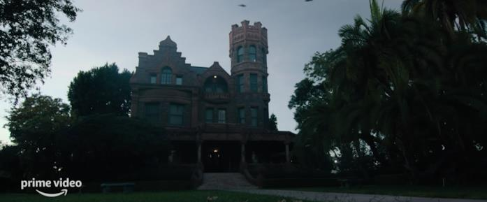 La tenuta di Golden Sun Manor protagonista del film