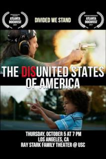 Poster The Disunited States of America