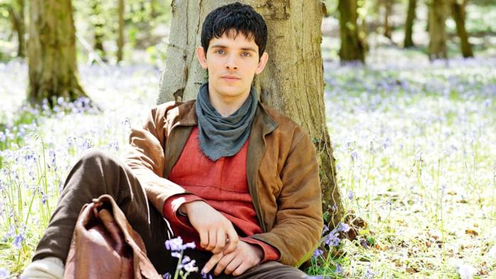 Colin Morgan in Merlin