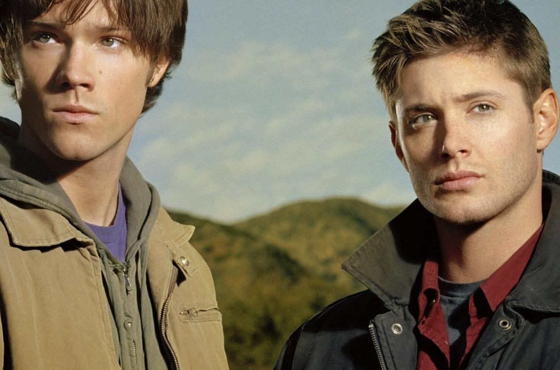SAm e Dean Winchester in Supernatural