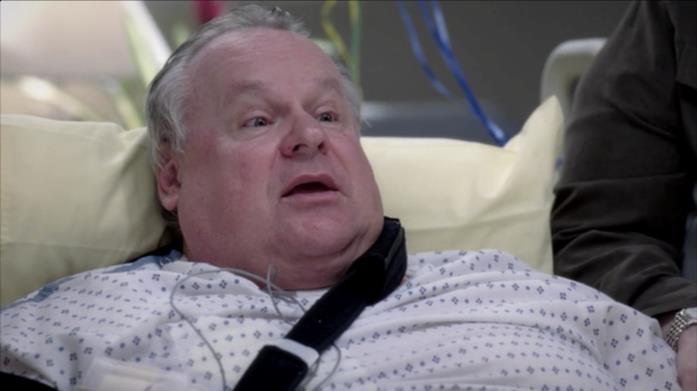 Harold O'Malley nella serie