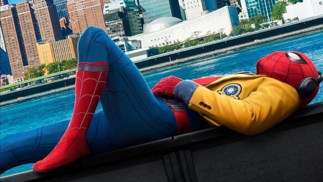 Spider-Man: Homecoming, film del 2017