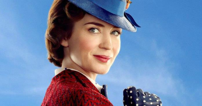 nuova foto di Mary Poppins Returns