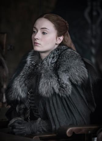 Game of Thrones 8: Sansa ha completato la trasformazione nella Lady di Grande Inverno
