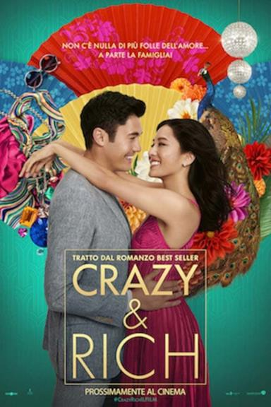 Poster Crazy & Rich