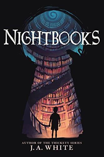 Nightbooks di J.A. White